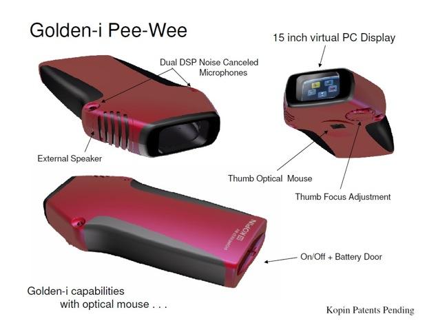 Golden-i PeeWee