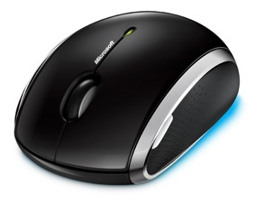 Microsoft Mobile Mouse Wireless 6000