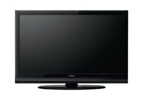 Hitachi Alpha LCD HDTV