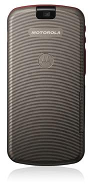 Motorola Clutch i465 - Back