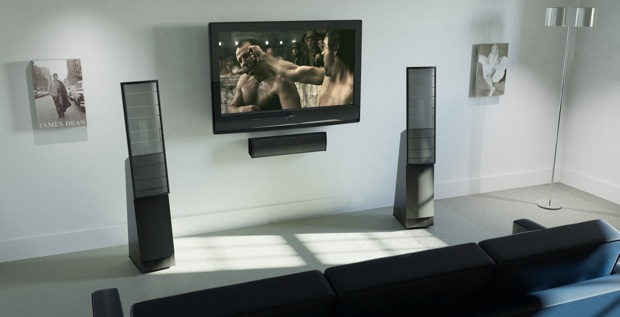 MartinLogan Encore TF in Home Theater