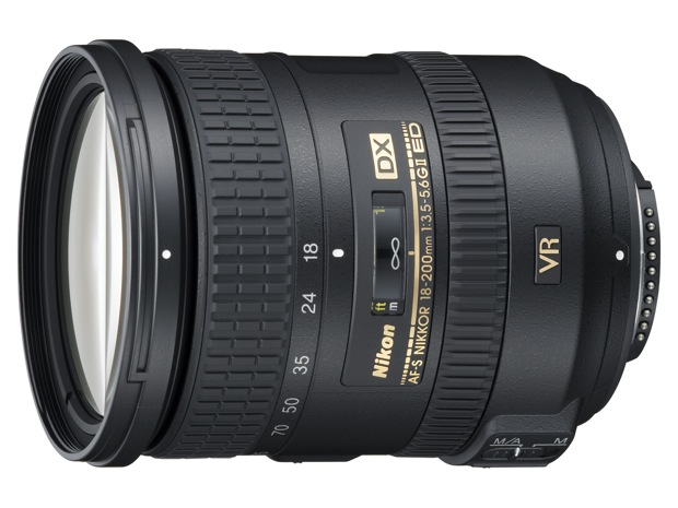 DX 18-200mm f/3.5-5.6 ED VR