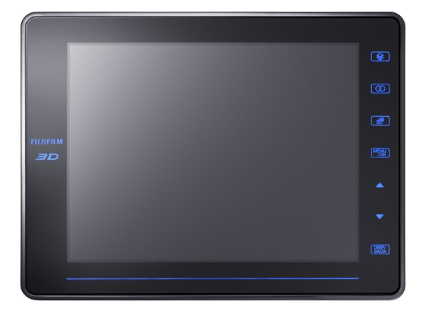 Fujifilm FinePix REAL 3D V1 Digital Viewer