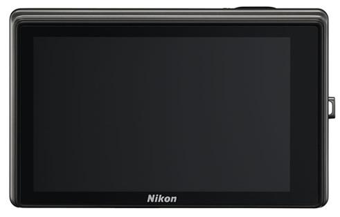 Nikon CoolPix S70 Digital Camera - OLED Back