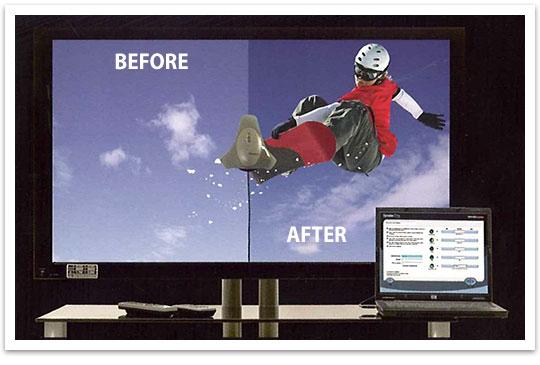 Spyder3TV Calibration