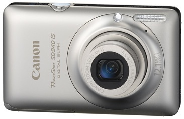 Canon PowerShot SD940 IS Digital ELPH Camera
