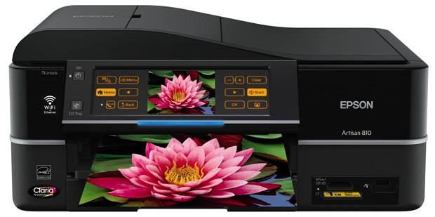 Epson Artisan 810 All-in-one Printer