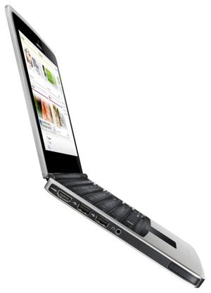 Nokia Booklet 3G - profile
