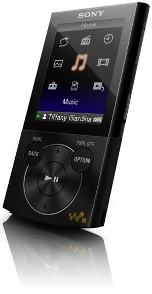 Sony NWZ-E34 Walkman Video MP3 Player