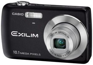 Casio EX-Z33 Exilim Zoom Digital Camera