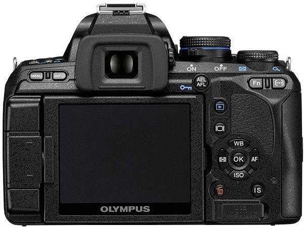Olympus E-600 SLR Digital Camera