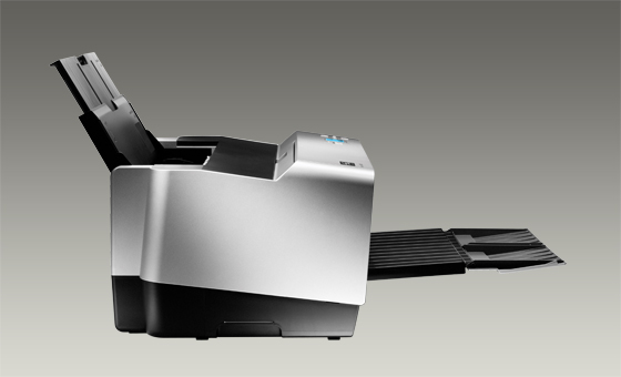 Epson Stylus Pro 3880 Large Format Printer - Side View
