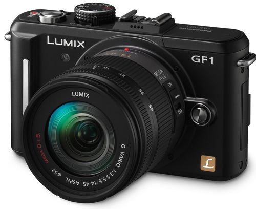 Panasonic DMC-GF1 Lumix Digital Camera