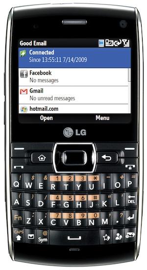 LG Windows Smartphone