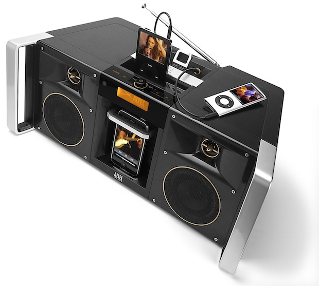 Altec Lansing Mix iMT800 Digital Boombox