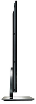LG 55LHX Slim Wireless LCD HDTV Profile