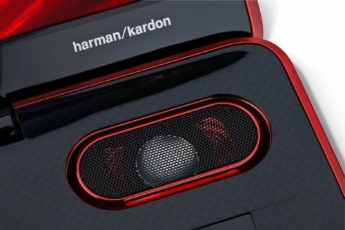 Toshiba Qosmio X500 Laptop with Harman/Kardon Speakers