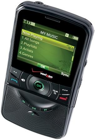 Verizon Wireless Razzle Cell Phone