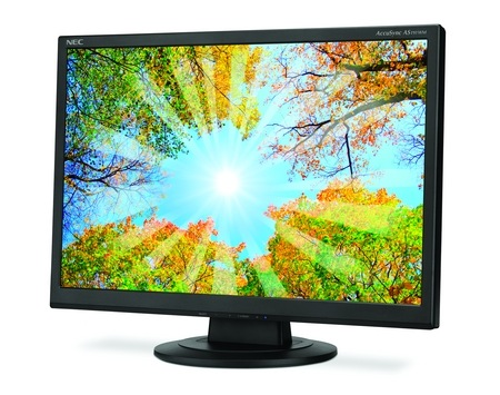 NEC AccuSync AS191WM LCD Monitor