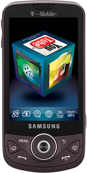 Samsung SGH-t939 Behold II Smartphone