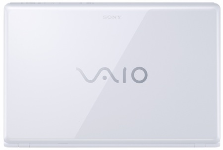 Sony VAIO CW Series Notebooks - White
