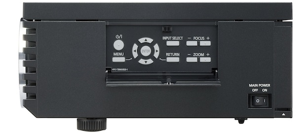 Panasonic PT-AE4000U LCD Projector - Side