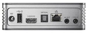 WD TV Live HD Media Player Ports
