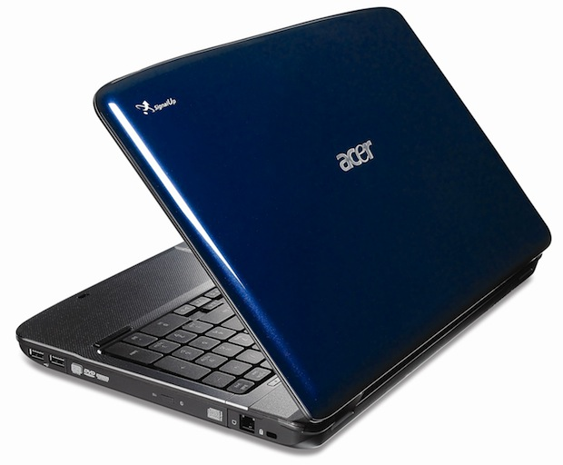 Acer Aspire AS5738PG Notebook PC