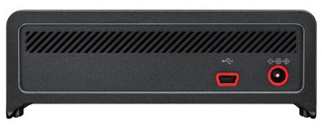 Samsung STORY Station External Hard Drive - Back
