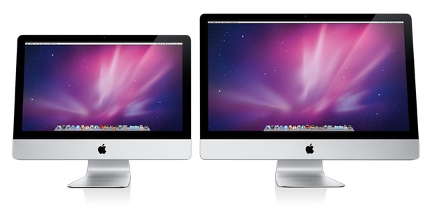 Apple iMac 21.5 and 27-inch Displays