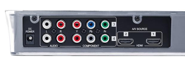 Philips SWW1800/27 Wireless HDTV Link - Back