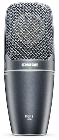 Shure PG42USB Microphone