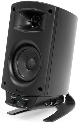 Klipsch ProMedia 2.1 Wireless PC Speakers - Front