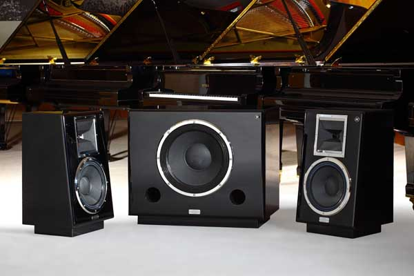 Daniel Hertz M2 Loudspeakers and M3 Subwoofer