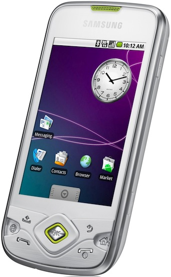 Samsung Galaxy Spica I5700 Andoid Smartphone
