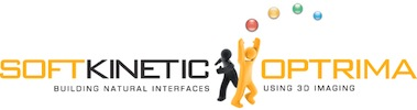 Softkinetic and Optrima Logo