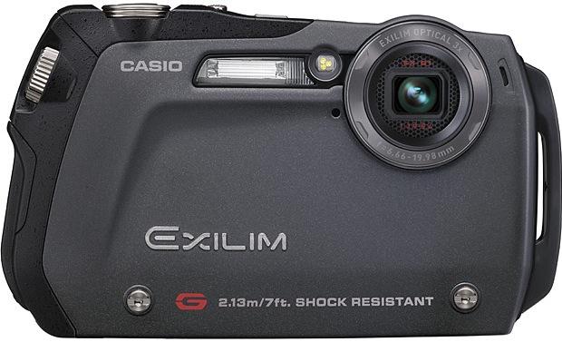 Casio EX-G1 EXILIM Digital Camera - Front