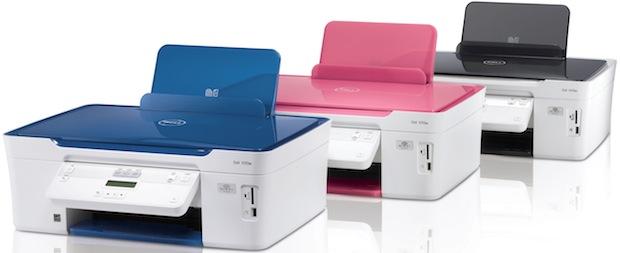 Dell V313w AIO Printer Colors