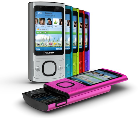 Nokia 6700 Slide Cell Phone