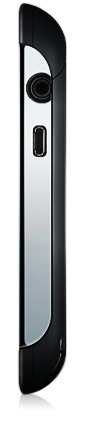 HP iPAQ Glisten Smartphone - Right Side