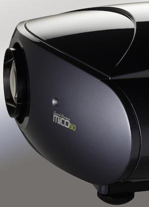 SIM2 MICO 50 LED DLP Projector - Detail