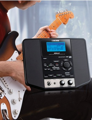 Boss JS-8 eBand Audio Player for Guitarists