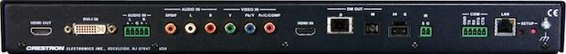 Crestron DigitalMedia DM-TX-300N-F