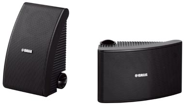 Yamaha NS-AW392 Outdoor Speakers - Black