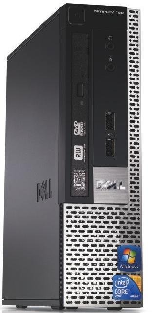 Dell OptiPlex 780 USFF Desktop PC