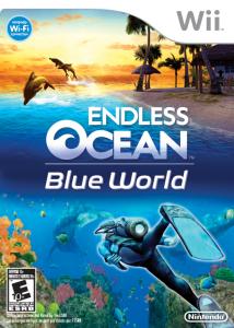 Wii Endless Ocean
