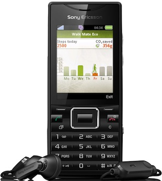 Sony Ericsson Elm Cell Phone