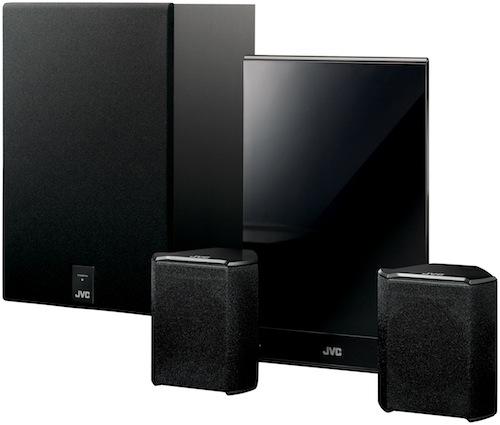 JVC TH-BA3 wireless speakers