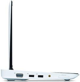 Dell Inspiron Mini 10 Netbook for 2010 - side left