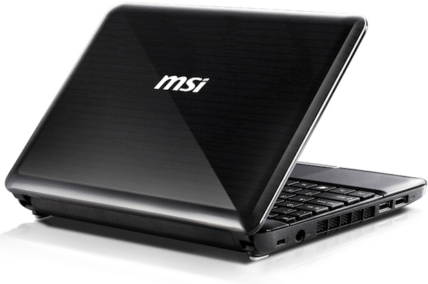MSI Wind U135 Netbook